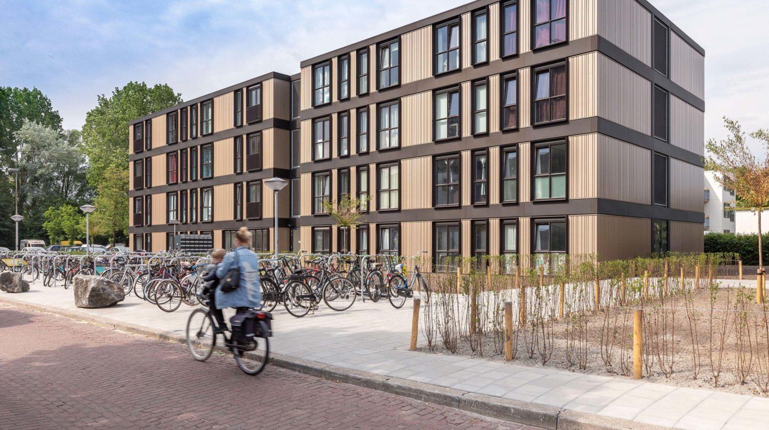 Karmijn Amsterdam vooraanzicht
